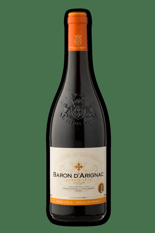 Baron-D-Arignac-Rouge-Moelleux