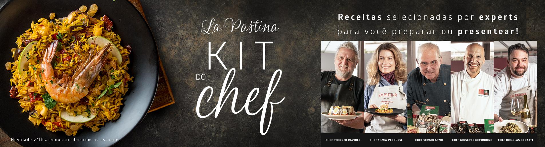 Kits do Chef