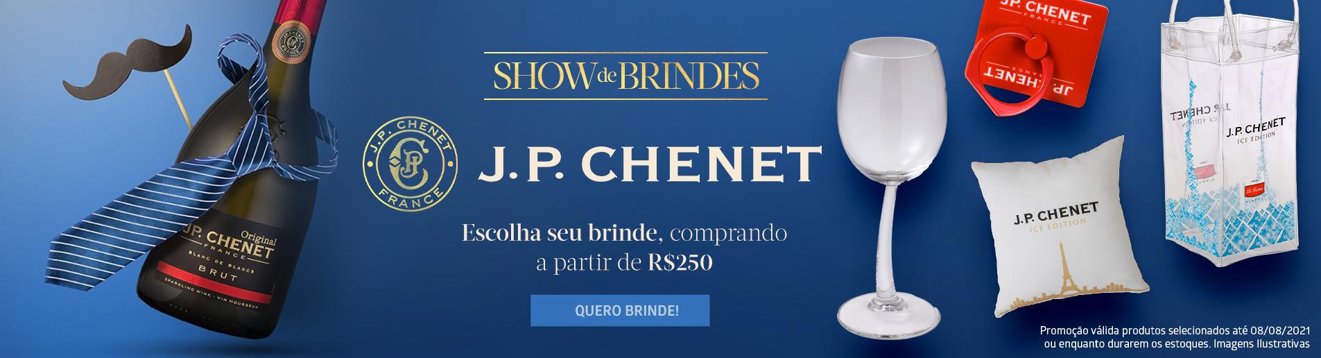 JP CHENET | Sub Banner | Desk