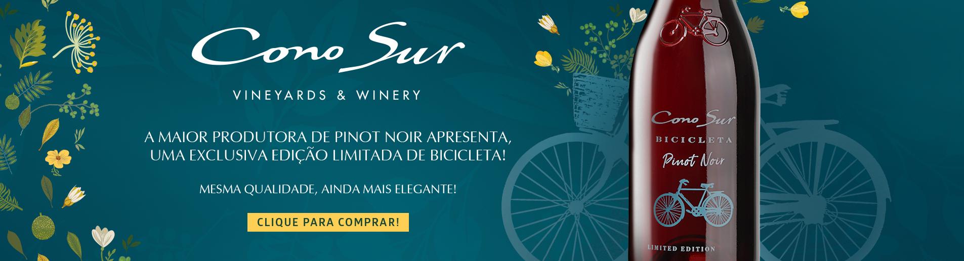Bicicleta Pinot Noir