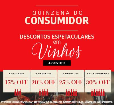 Quinzena do Consumidor - VInhos