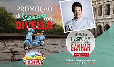 Promo Divella | Sub Banner 2 | Mob