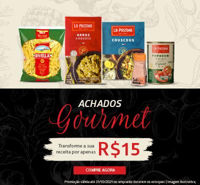 Achados Gourmet
